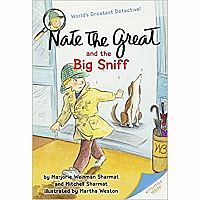 Nate the Great and the Big Sniff by Marjorie Weinman Sharmat