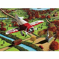 Gee Bee Over New England 1000pc