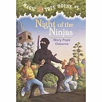 #5 Night of the Ninjas