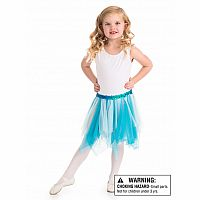 Fairy Tutu-Teal (3-8 years)