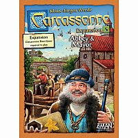 Carcassonne: Expansion 5 – Abbey & Mayor