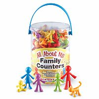 All About Me Family Counters™