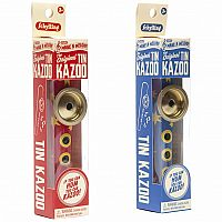 """The Original Tin Kazoo"""