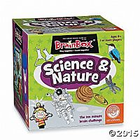 Brainbox Science & Nature