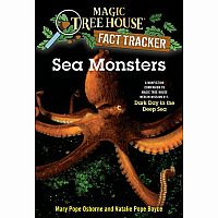 Fact Tracker: Sea Monsters