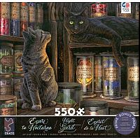 Night Spirit: Cats with Potion Ingredients 550pc
