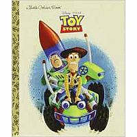 Toy Story (A Little Golden Book)