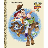 Toy Story 2 (A Little Golden Book)