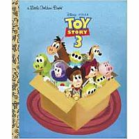 Toy Story 3 (A Little Golden Book)