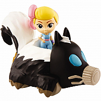 Bo Peep & Skunkmobile Mini