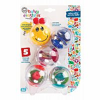Baby Einstein: Roller-Pillar Activity Balls