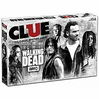 CLUE®: AMC® The Walking Dead®