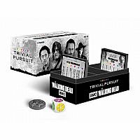 The Walking Dead AMC Version Trivial Pursuit