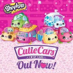Cutie Cars by Shopkins