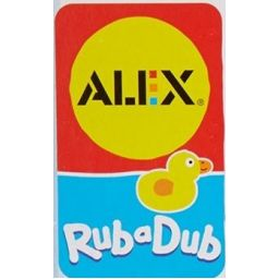 Alex: Rub a Dub
