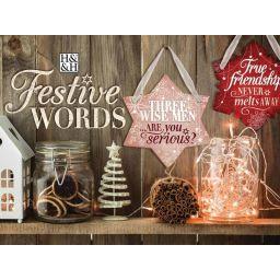H&H: Festive Words